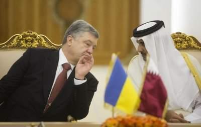 Порошенко рассказал о торговле с арабским миром