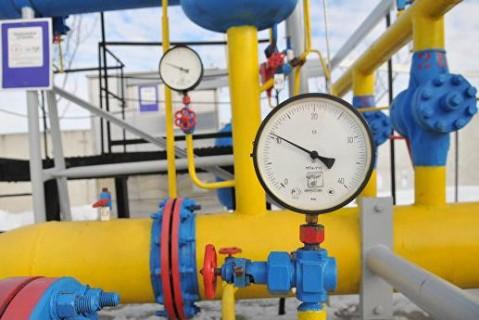 Украина наполовину опустошила газовые хранилища