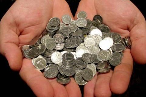 В Украине с 1 июля начнут выводить из обращения мелкие монеты