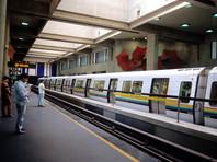 В столице Венесуэлы  метро стало бесплатным: кончилось сырье для производства билетов