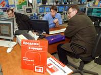 После недавнего ослабления рубля в России значительно выросла средняя сумма потребительского кредита