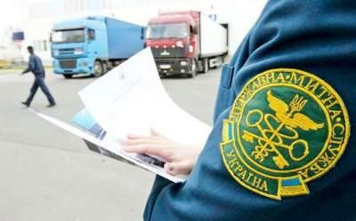 Украинский парламент ввел механизм «единого окна» на таможне