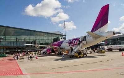 Wizz Air анонсировала новые рейсы из Киева