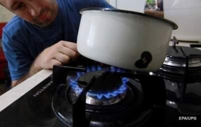Из-за похолодания резко возросли объемы потребляемого газа