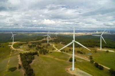 Китайцы хотят построить в Украине крупную ветроэлектростанцию