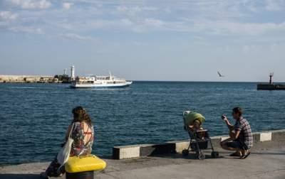 Booking полностью перестал работать в Крыму