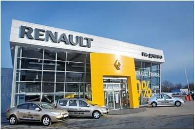 Renault рассматривает возможность открытия завода в Украине