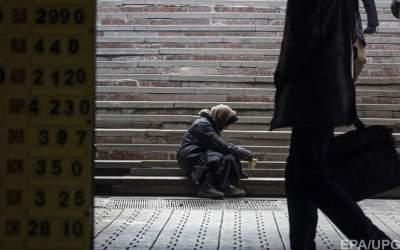 За чертой бедности в Украине проживает 25% населения, - Всемирный банк