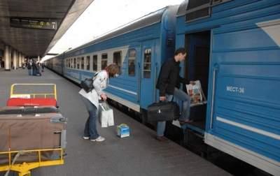 Украина может отменить пассажирские поезда в Россию