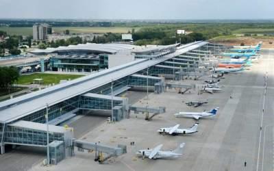 Аэропорт Борисполь оплатил штраф в размере 12,7 млн грн
