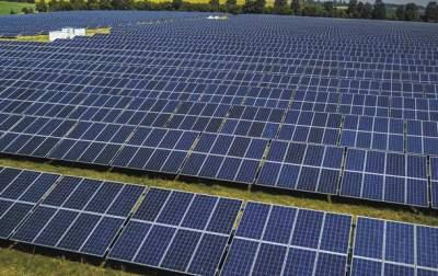 В Украине появится завод по производству солнечных панелей