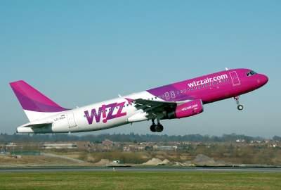 Wizz Air прекратит летать по одному из маршрутов в Украину