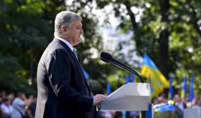 Порошенко рассказал о росте экономики