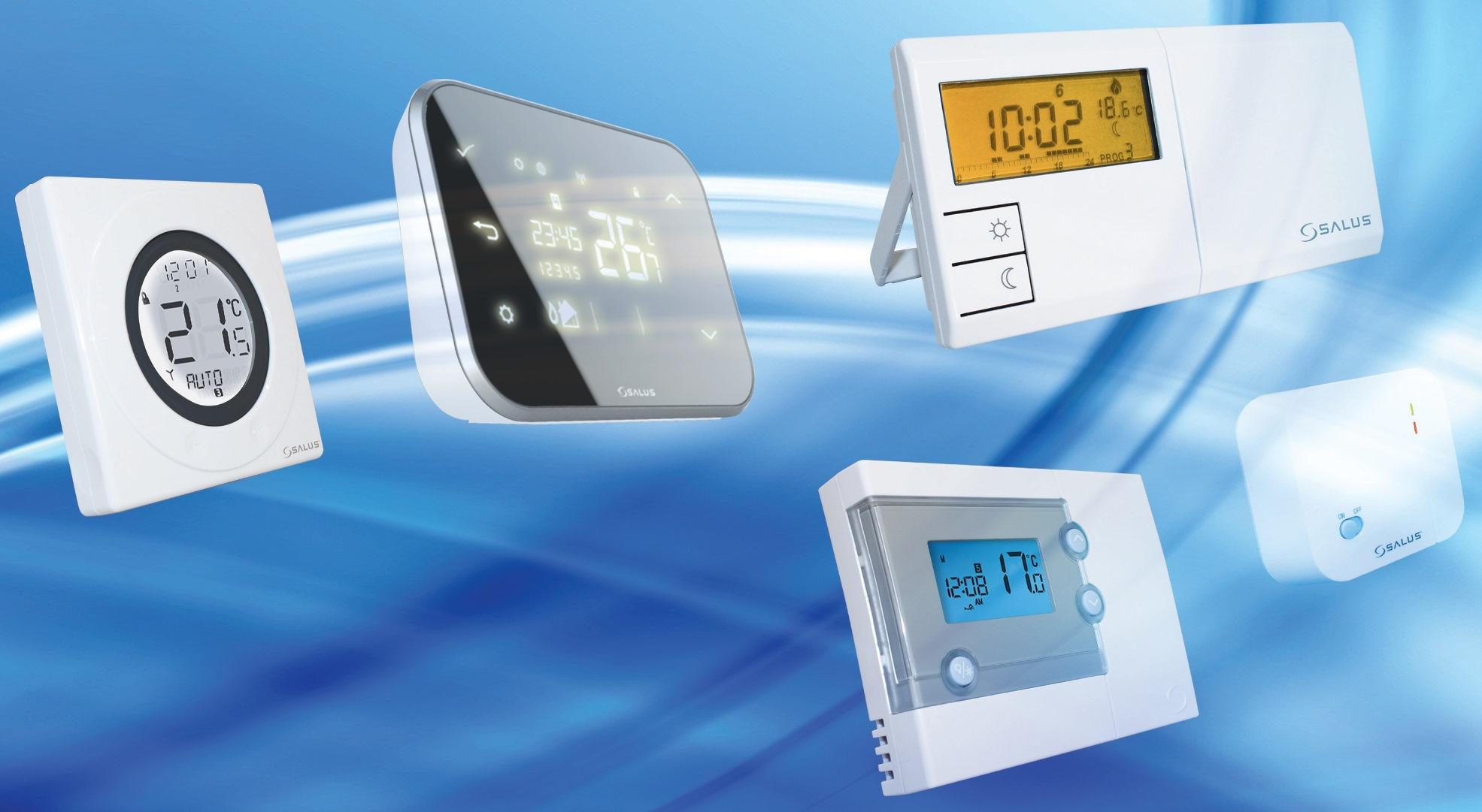 Терморегуляторы с гарантией от завода-производителя