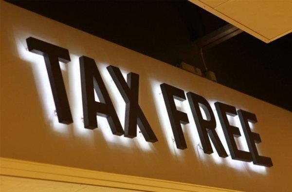 В России в пилотном режиме начинает работу система tax free