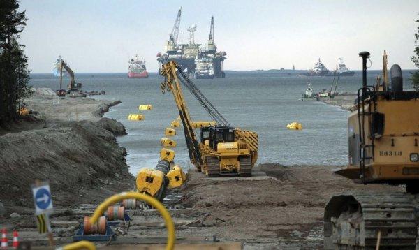 «Газпром»: Первая нитка «Турецкого потока» достигнет суши в мае
