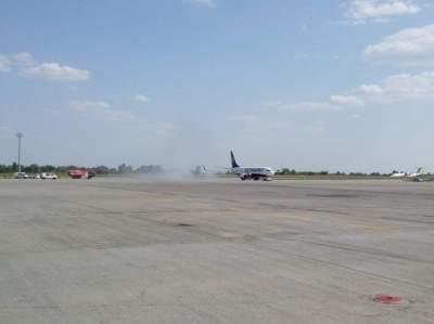Ирландский лоукостер запустил первый рейс в Украину