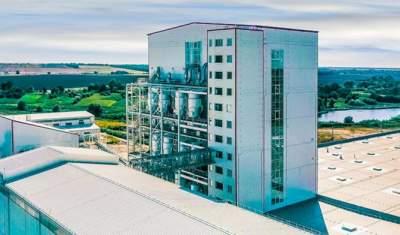 Концерн Bayer открыл завод в Житомирской области