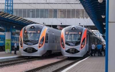 В Киеве установят таможенный пункт для поезда «четырех столиц»