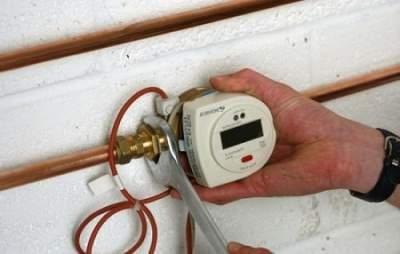 В Украине разрешили устанавливать счетчики тепла в многоэтажках