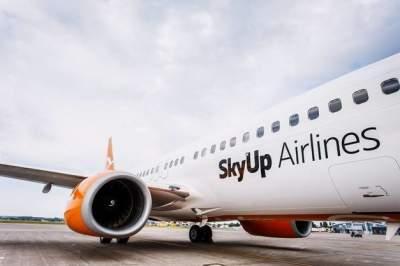 Лоукостер SkyUp начал продажи билетов на первые международные рейсы
