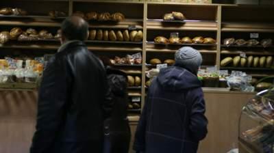 Названы регионы с самой дорогой хлебной крозиной