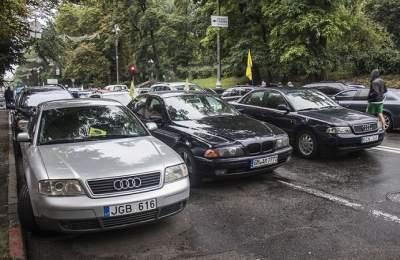 Южанина рассказала, как будет проходить растаможка автомобилей на еврономерах