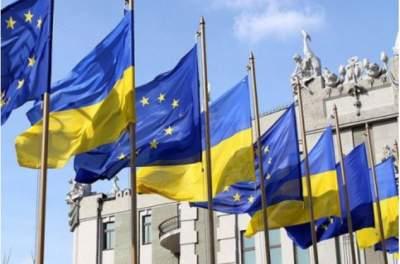 ЕС выделит €25 млн на поддержку востока Украины