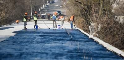 На ремонт украинских дорог потратили рекордную сумму
