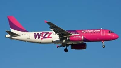 Wizz Air запускает три новых рейса из Украины