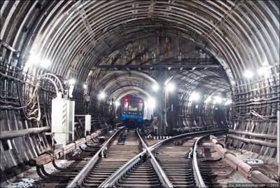 В Киеве начинается строительство метро на Виноградарь