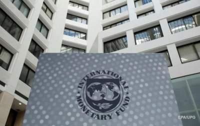Военное положение не повлияет на кредиты МВФ Украине