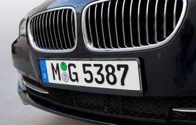 В Украине впервые по-новому растаможили автомобиль на еврономерах