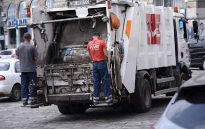 В Киеве на четверть вырастут тарифы на вывоз мусора