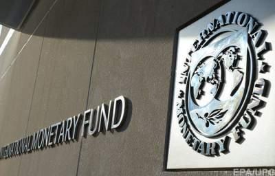 МВФ готов созвать срочное заседание по выделению транша для Украины