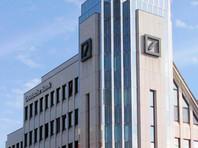 Полиция Германии пришла с обысками в штаб-квартиру и отделения Deutsche Bank по делу
