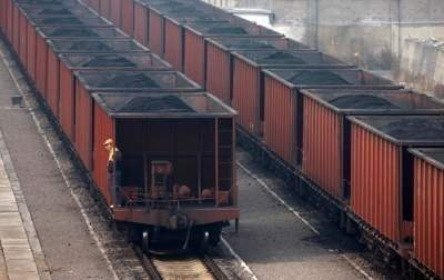 Украина увеличила импорт угля