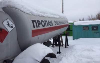 Средняя цена автогаза приблизилась к 15 грн