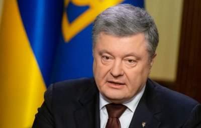 Порошенко подписал законопроект о посылках из-за границы