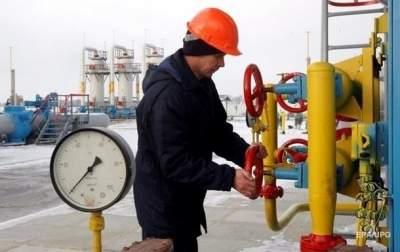 Заполненность ПХГ Украины газом уменьшилась