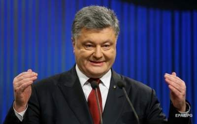 Доходы Петра Порошенко резко выросли