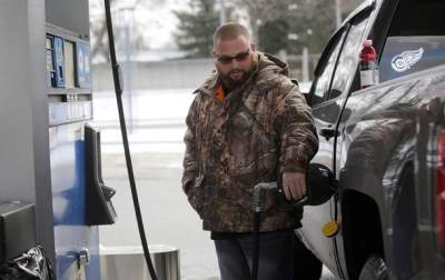 Цены на бензин снизились