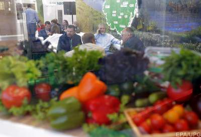 Продукты питания в России дорожают в 3,3 раза быстрее, чем в ЕС