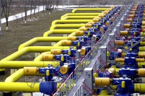 В Украине транзит газа сократился на 7% в течение девяти месяцев