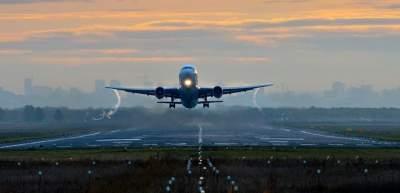 Запорожский аэропорт за год обслужил рекордное количество пассажиров