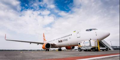 SkyUp запускает регулярные рейсы Одесса – Львов