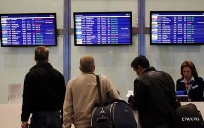 В Украине снизилась перевозка пассажиров