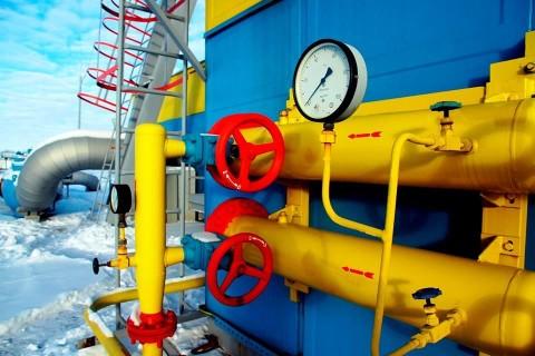 Украина с начала января значительно сократила импорт газа