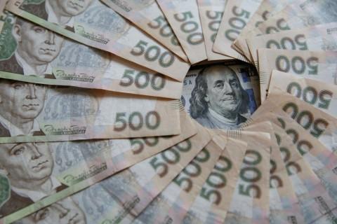 В Украине в прошлом году поступления в бюджет выросли на 97 млрд грн