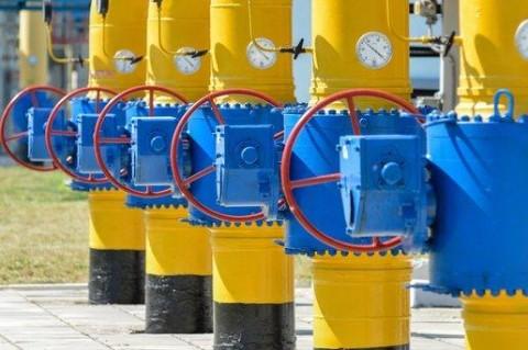 В Украине газовые хранилища заполнены менее чем наполовину